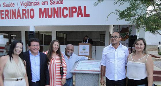 Prefeitura de Serra Talhada inaugura Primeiro Hospital Veterinário ...