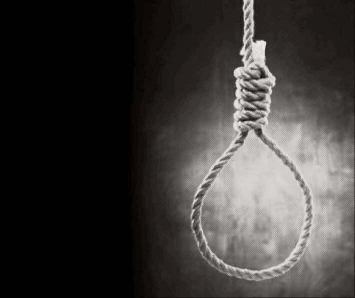Resultado de imagem para suicídio corda