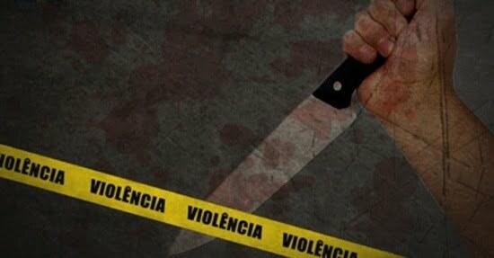 violencia faca