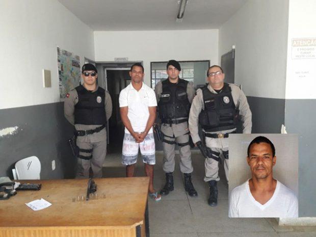 Segundo fugitivo da cadeia de Itapetim-PE é recapturado em Teixeira-PB
