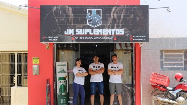 Confira os mais novos produtos da JN Suplementos em Serra Talhada!