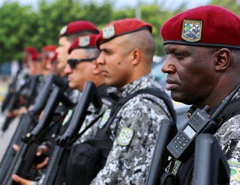 Força Nacional é autorizada ir para o Ceará