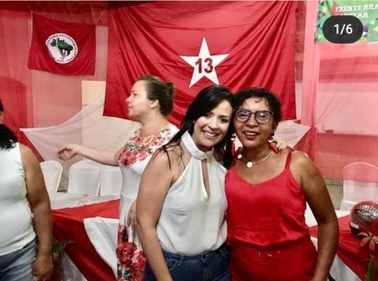 Márcia Conrado diz que PT ajudou a transformar Serra Talhada