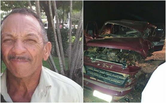 Homem morre em acidente na PE-375 em Tacaratu