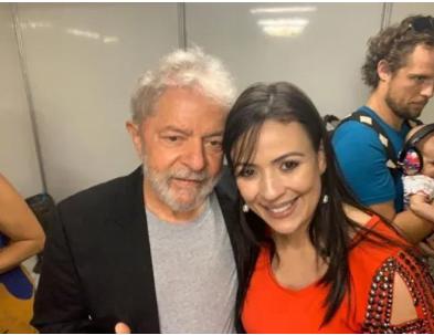 Serra Talhada: Márcia Conrado se filiará ao PT e juntará imagem de Lula