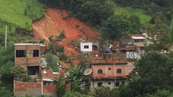 Já somam 41 mortes causadas pela chuva em Minas