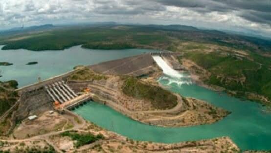 Hidrelétrica de Xingó tem aumento da vazão para melhorar a baixa do Rio São Francisco